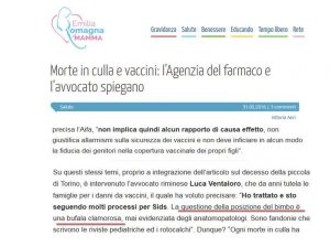 L'articolo di Viviana Cippone