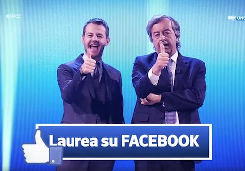 Roberto Burioni E Alessandro Cattelan EPCC