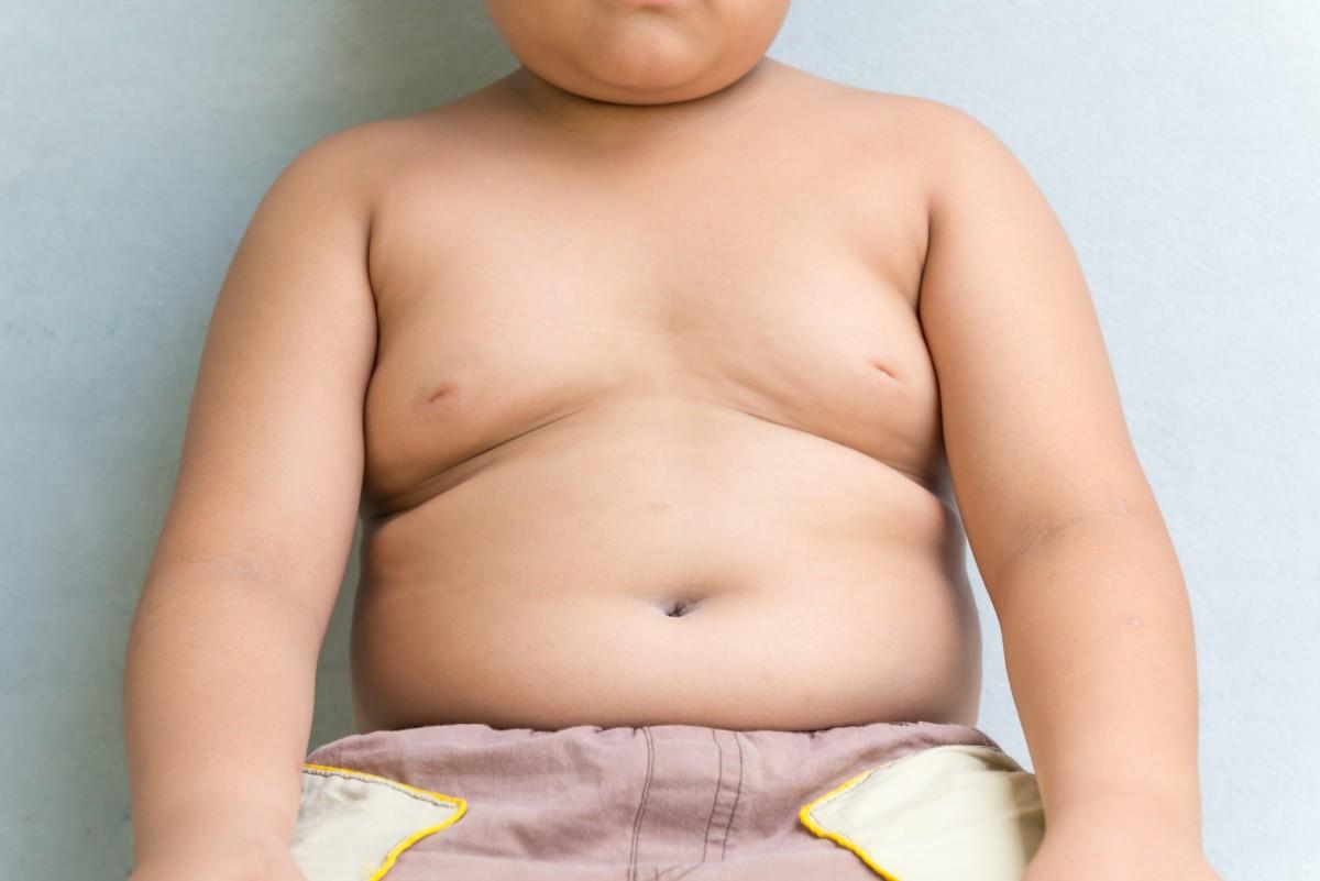 Lockdown, aumentano i bambini obesi