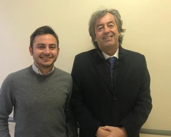 Matteo Castelli E Roberto Burioni