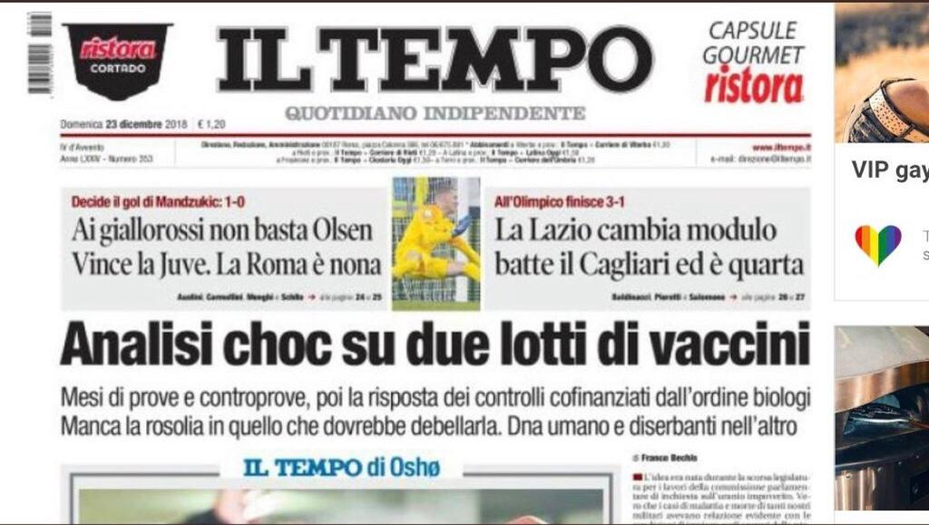Il Tempo quotidiano