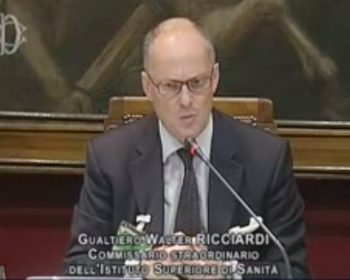 Walter Ricciardi Iss
