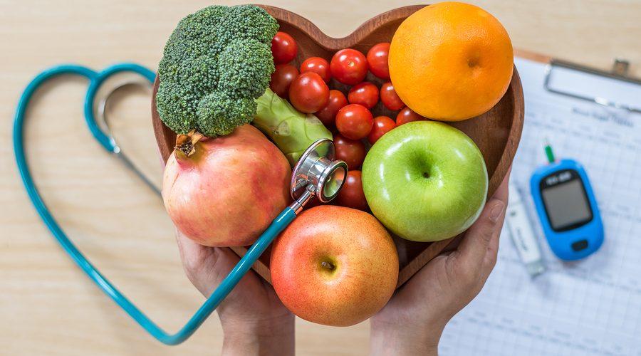 una dieta per diabetici, colazione, pranzo e cena