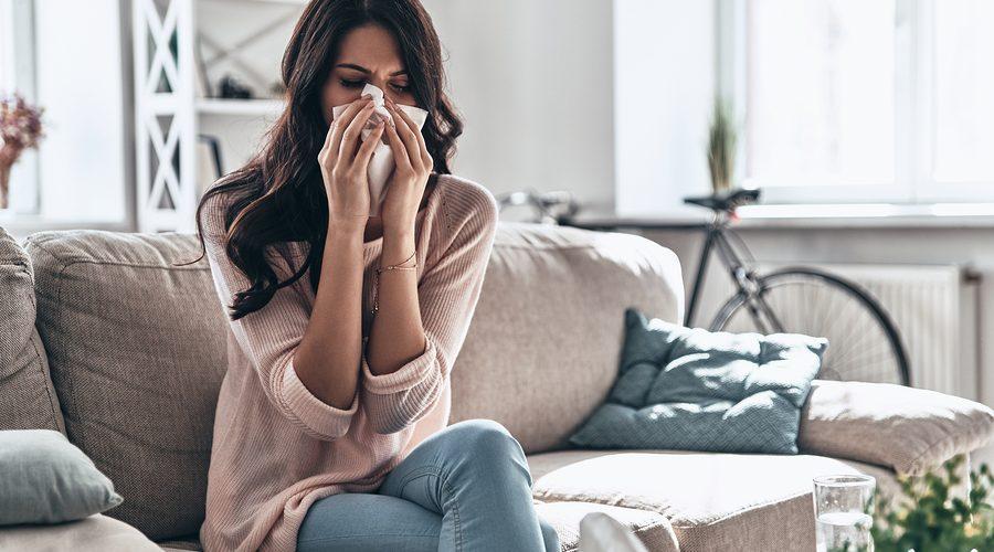 Siamo Al Picco Dell'influenza Stagionale: Come Sta Andando?