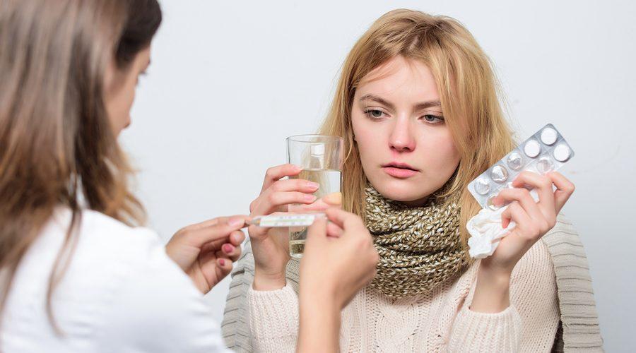 Influenza: Sintomi, Allarmi E Rimedi Se Ve La Siete Presa