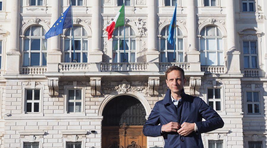 Il Presidente Del Friuli Venezia Giulia Ricoverato Per Varicella