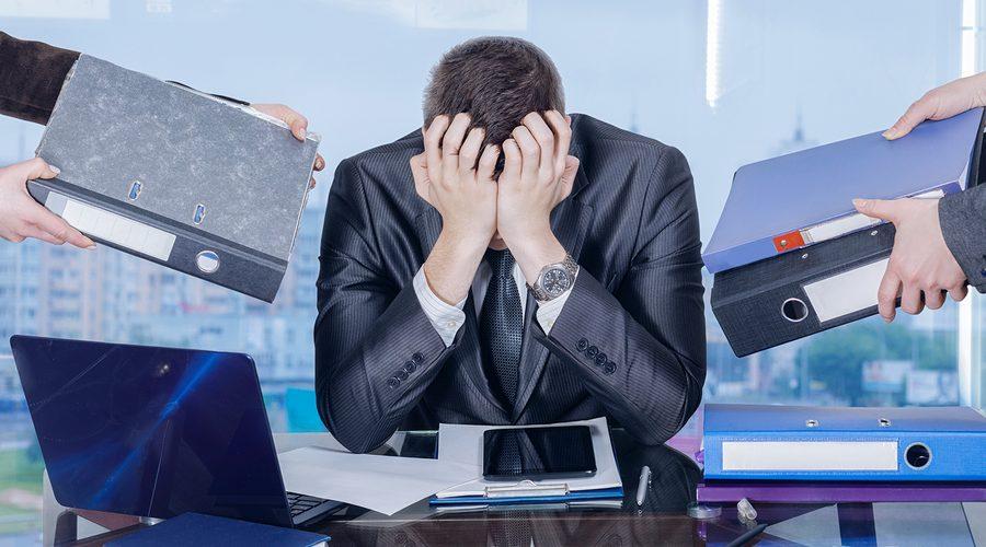 Stress Da Lavoro: Per L'OMS è Ufficialmente Un Disturbo Medico