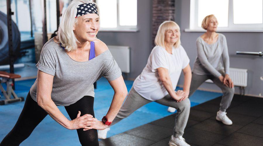 Attività Fisica: Importantissima Per Le Persone Anziane
