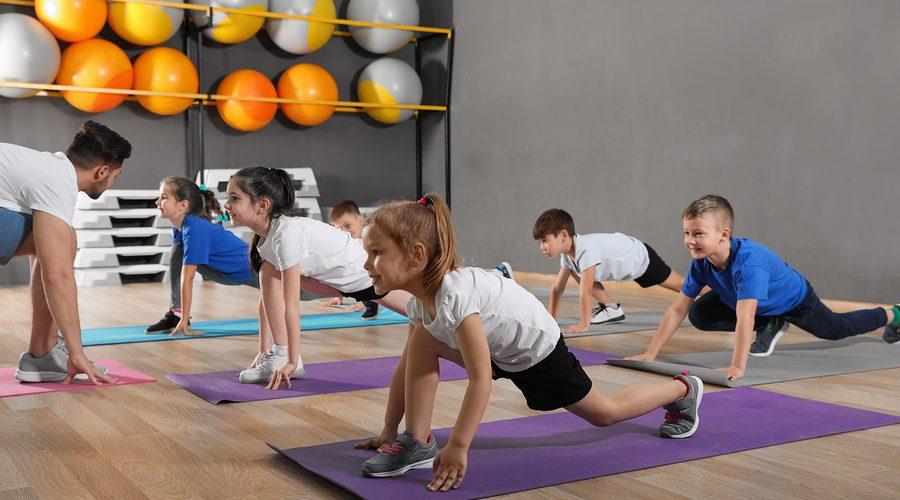 Attività Fisica: Le Linee Guida Per Bambini E Adolescenti