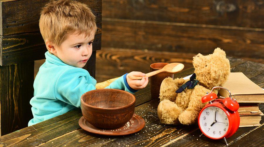 Alimentazione: Come Dev'essere La Cena Dei Nostri Figli