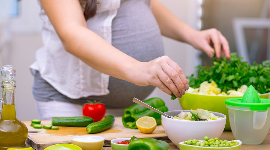dieta incinta del secondo trimestre