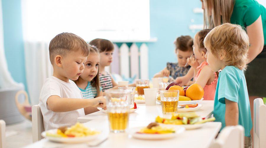Alimentazione: Come Dev'essere Il Pranzo Dei Nostri Figli