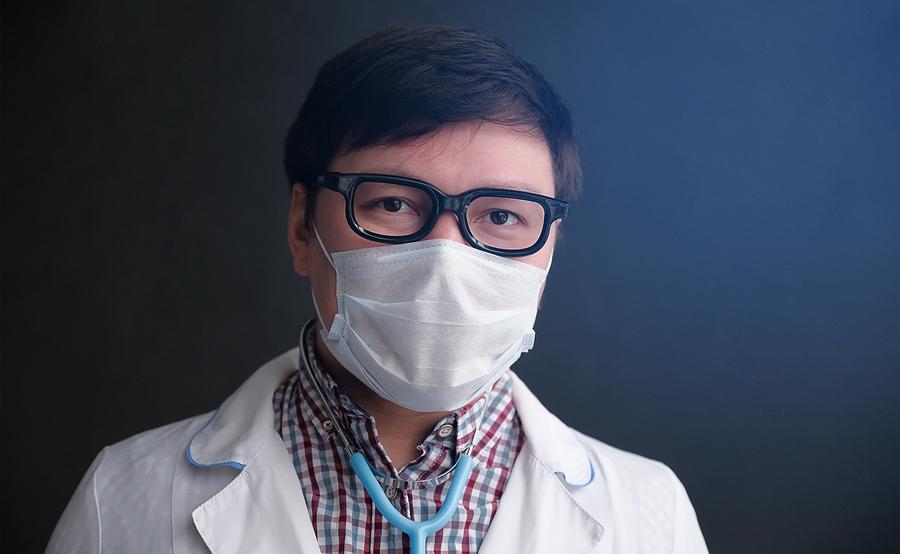 Dottore Cina Coronavirus