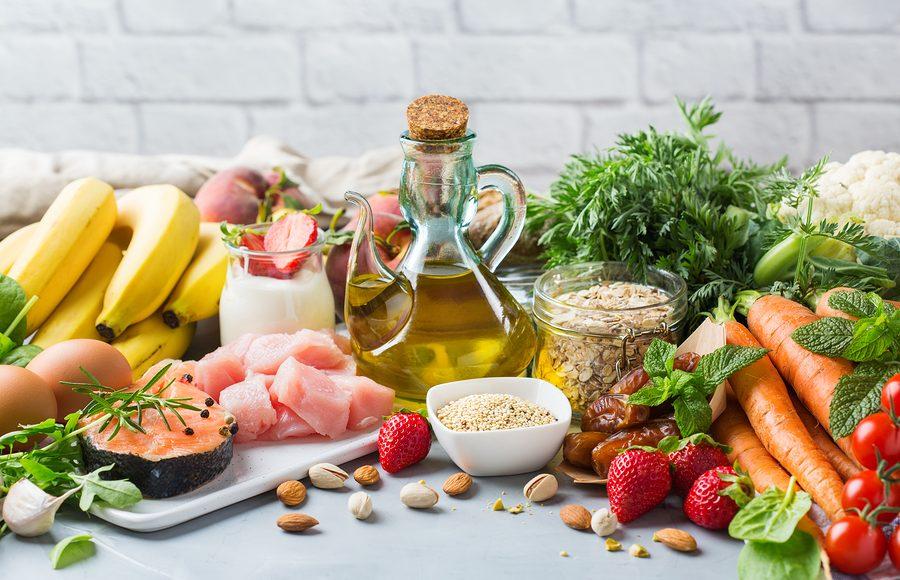 quali caratteristiche ha la dieta mediterranean