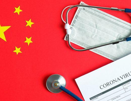 Coronavirus Dati Cina