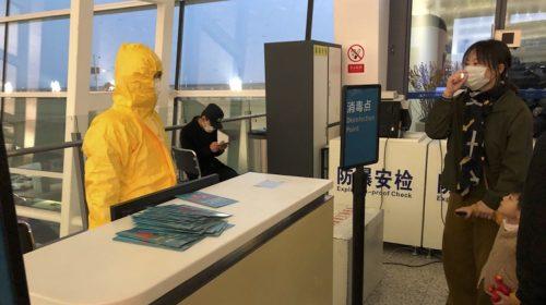 Controllo Temperature Wuhan