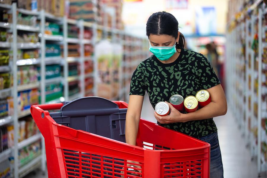 Coronavirus e cibo: quali sono i rischi