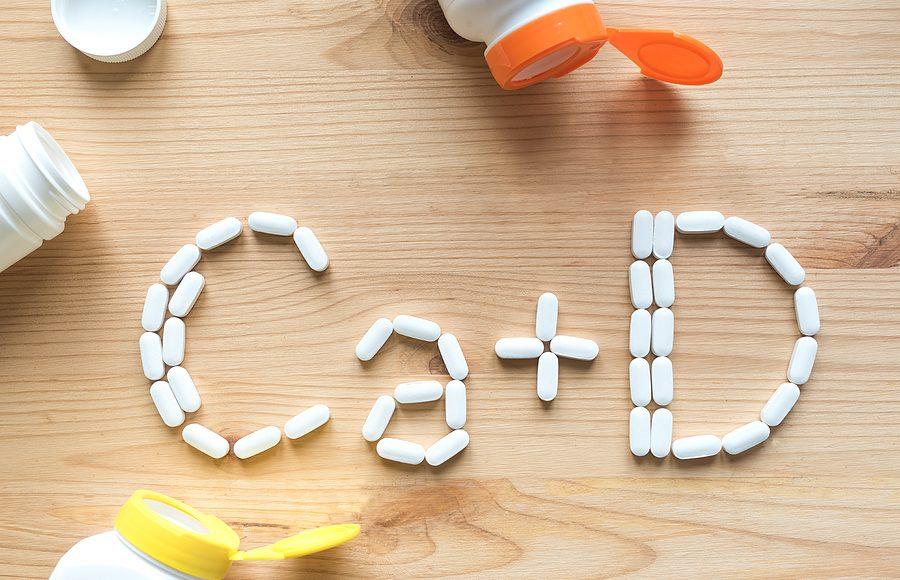 Vitamina D E Calcio