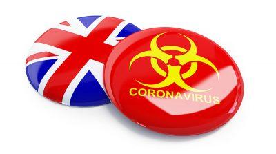 Coronavirus Variante Inglese